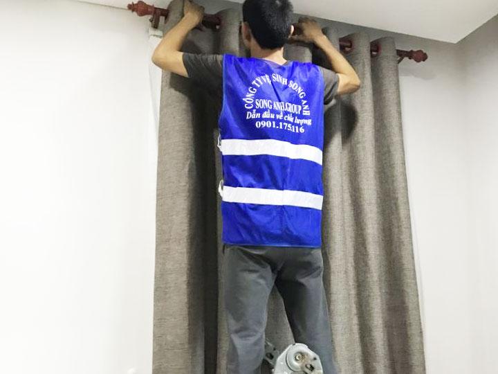 Giặt rèm cửa Đà Nẵng