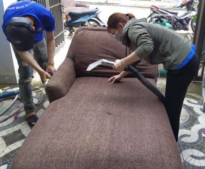 Giặt ghế sofa Đà Nẵng