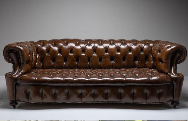 So sánh sofa da và sofa vải